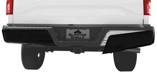 small resolution of 2014 f150 rear bumper removal