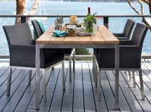 caring stainless steel outdoor