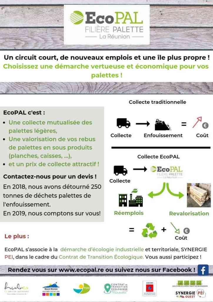 Collecte mutualisée EcoPAL