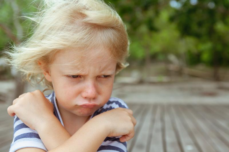 why temper tantrums and