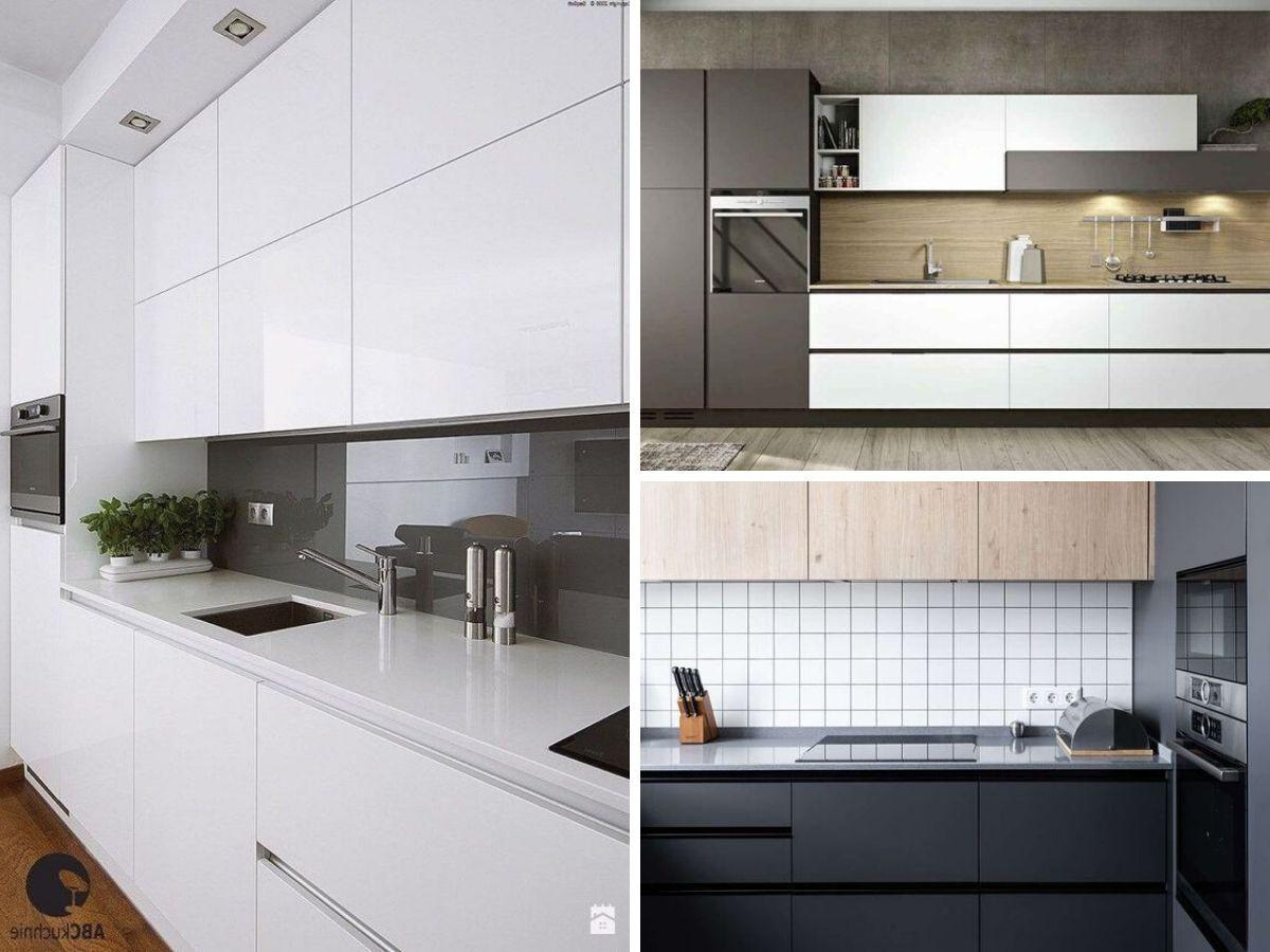 cuisine blanche 6 concepts pour