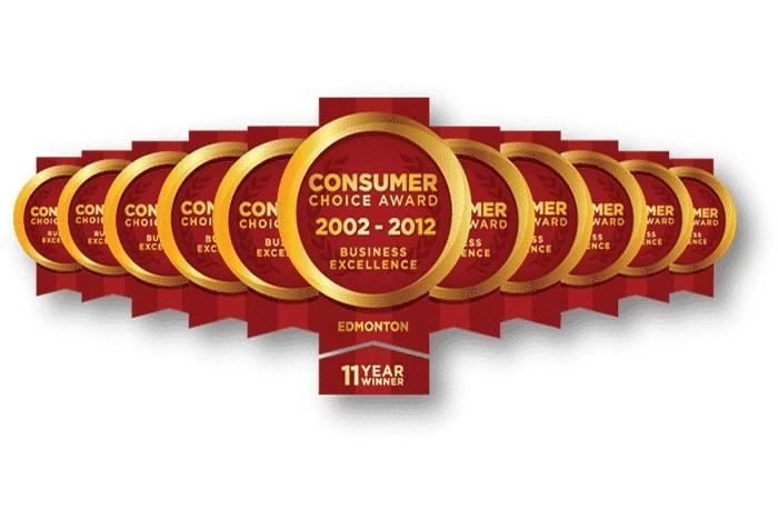 Consumers Choice Award : Edmonton