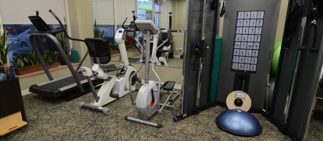 ECO Physiotherapy equipment view mississauga