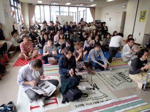 予想を上回る多くの参加となって、会場は満員になりました。