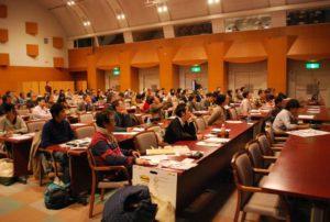 2日間で110人が参加。学生から教員、研究者など幅広いみなさんが集まりました。