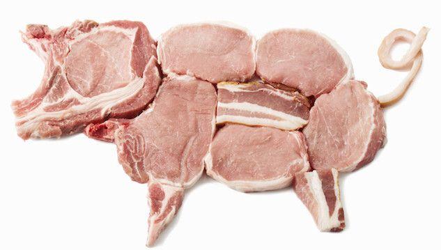 cerdo, carne, supermercados, animal, maltrato