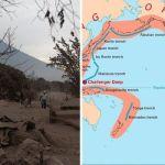 Erupciones en Hawaii y Guatemala ¿Dónde están los volcanes del Anillo de Fuego?