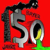 Bayer: 150 años de crímenes de lesa humanidad