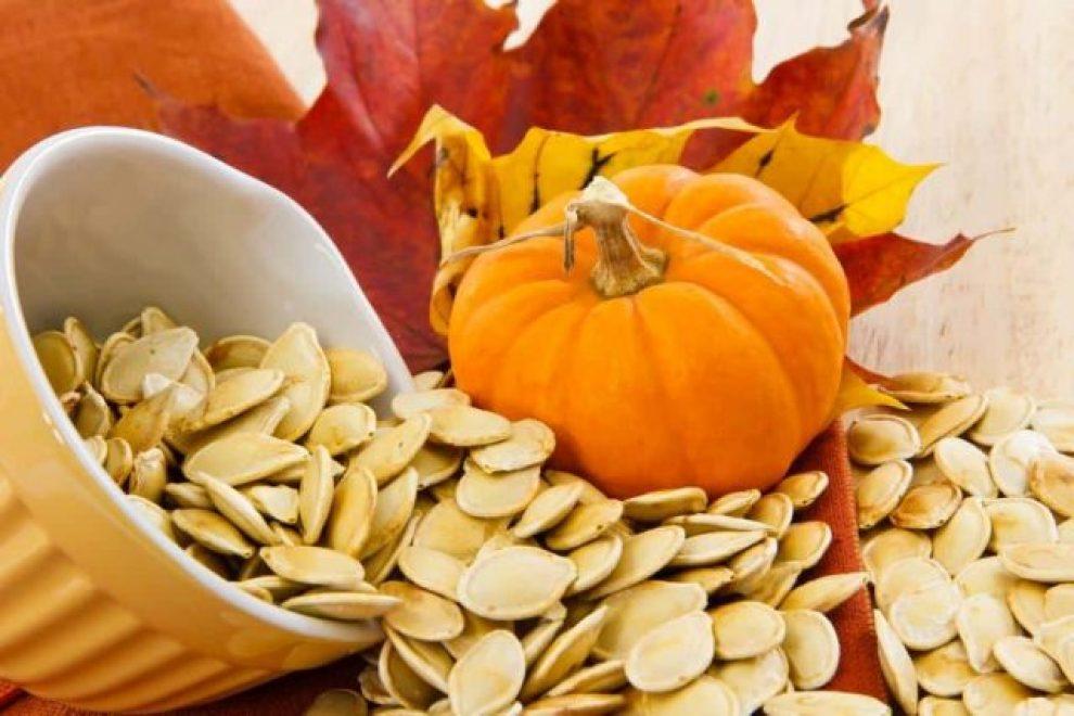 semillas, calabaza, zapallo, ajo, parásitos, intestinos