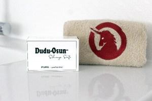 Neuheit: Dudu-Osun PURE parfümfrei, Schwarze Seife aus Afrika