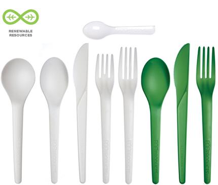 Plantware Cutlery