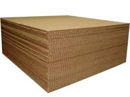 Lamina de carton c6 138 x 140 ecoreciclaje for Laminas de carton