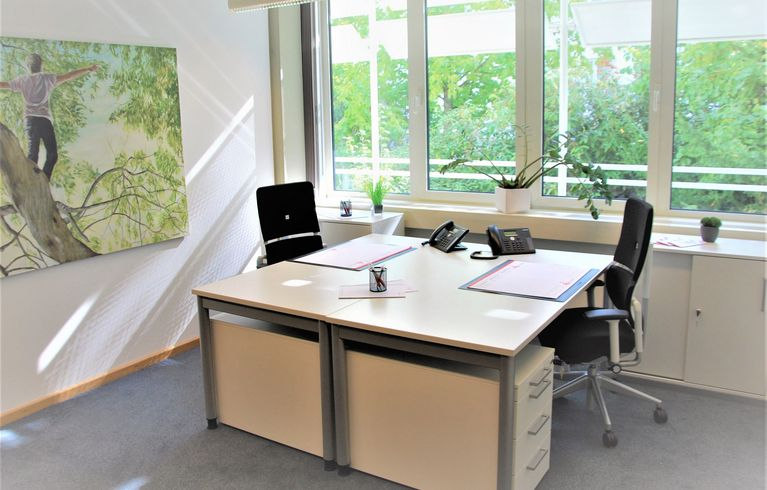 your business center in