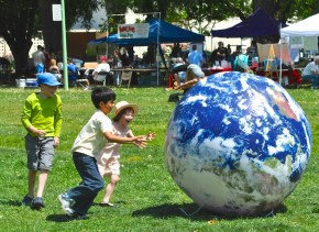 sacramento earth day