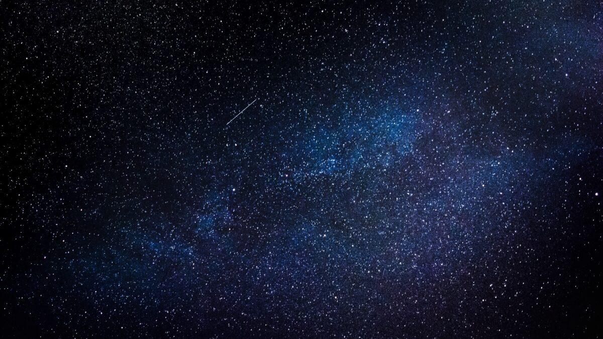 starry night sky | ECOS