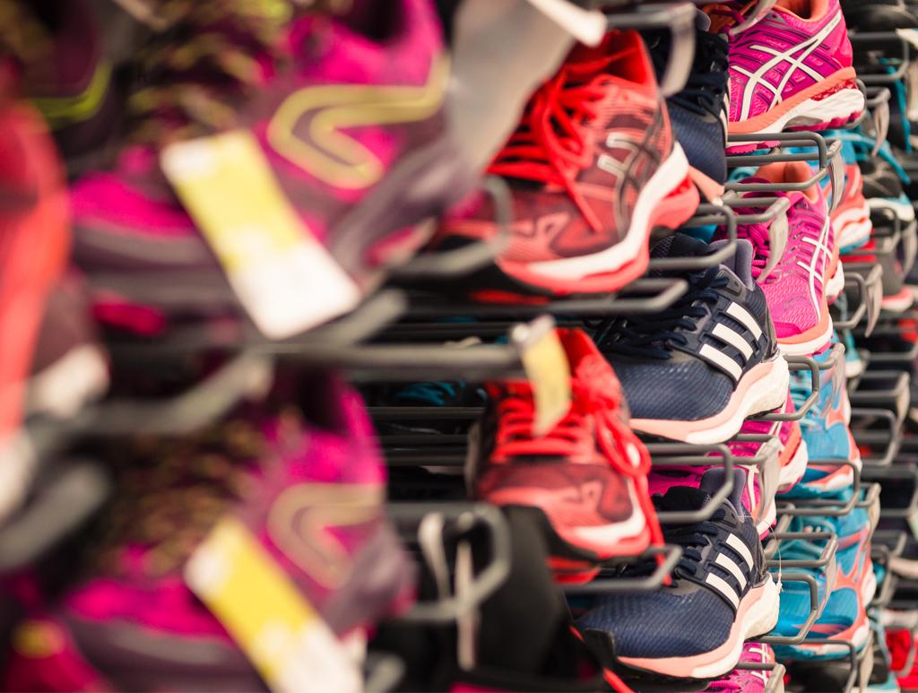Correr, trotar o running