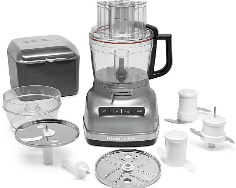 Procesador de alimentos KitchenAid - Electrodomésticos para tú cocina