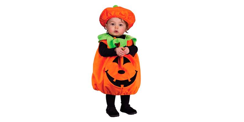 Disfraces de Halloween - Calabacita
