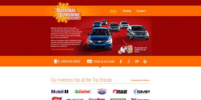 National Sunshine Auto Parts