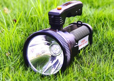 Reflector Odear LED superbrillante de mano y portátil