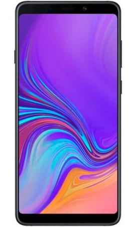 Samsung - Galaxy A9 (desbloqueado) - Caviar Black por $509.99