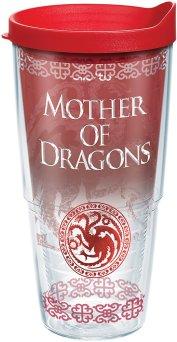 """Vaso de viaje Tervis """"Mother of Dragons"""""""