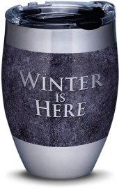 "Tervis Vaso térmico de acero ""Winter is Here"""