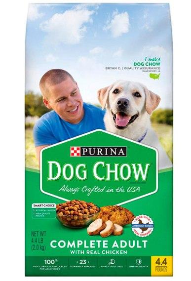 Alimento comercial para perros Purina Dog Chow