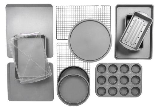 Set para hornear de 12 piezas