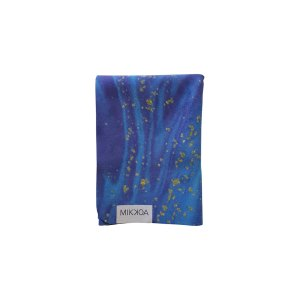 Travel Yoga Mat Midnight Ocean