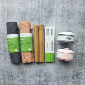 Sustainable Travel Gift Bundle for 2 1