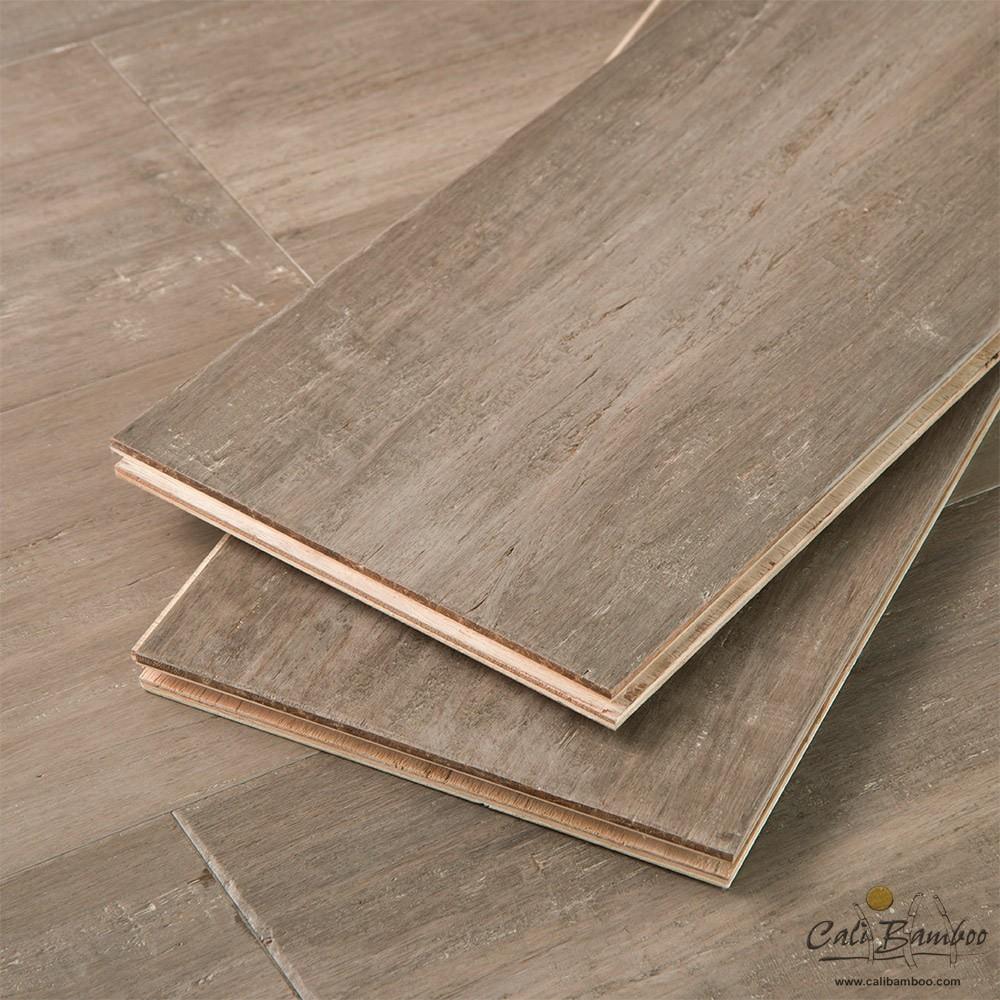 Cali Bamboo EcoEngineered Flooring Catalina Fossilized