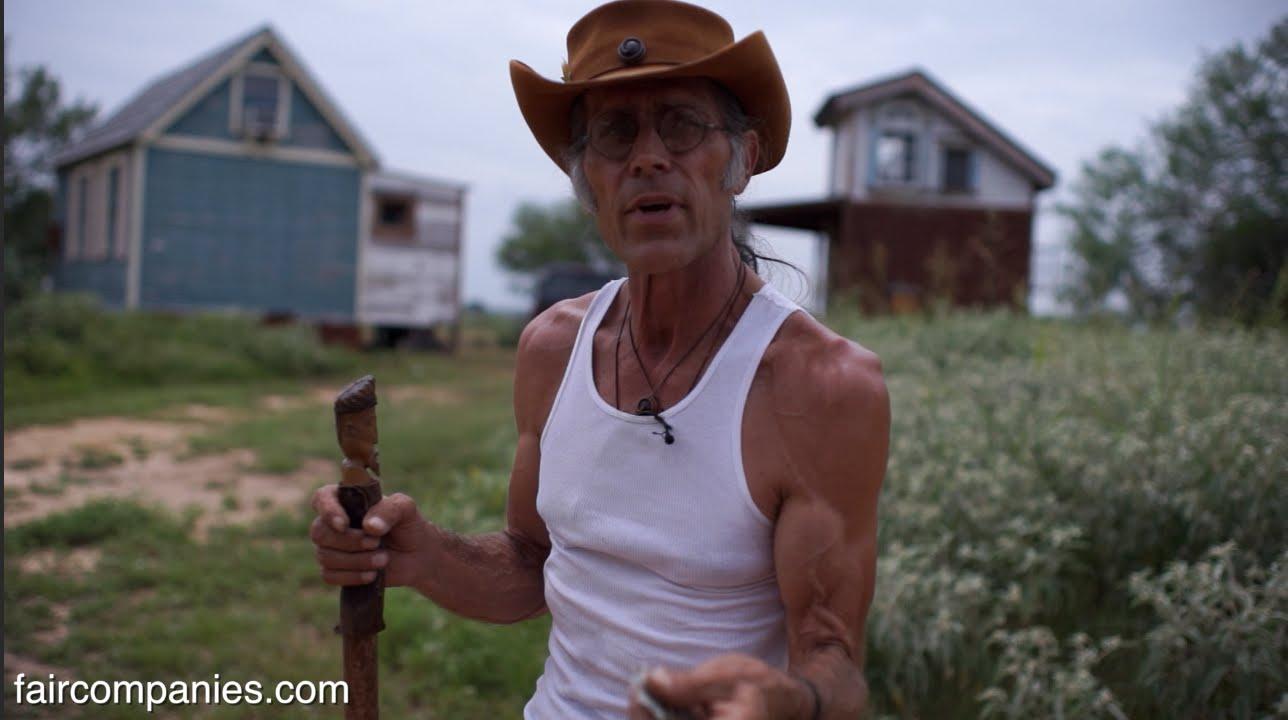 Tiny Texas Houses  Making Housing Magic Reusing Wood