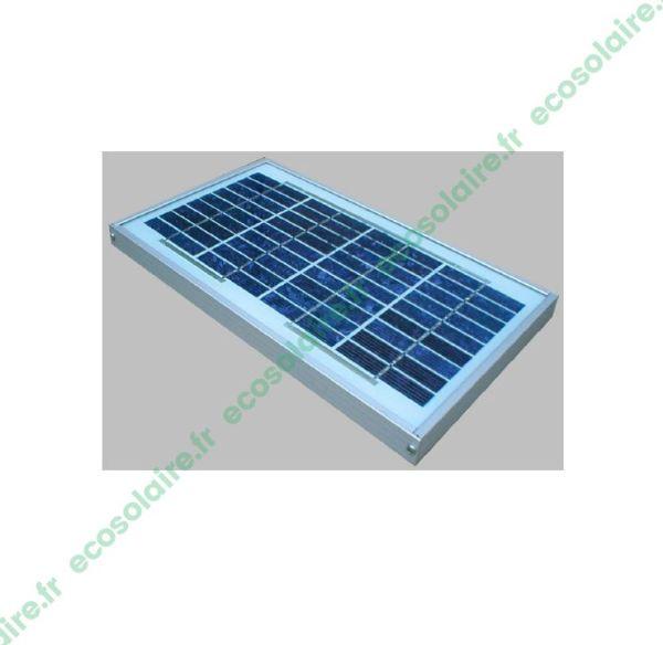 panneau solaire 5Wc