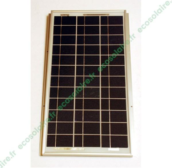 panneau solaire 16Wc