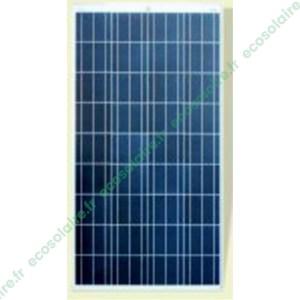 Panneau solaire 125Wc