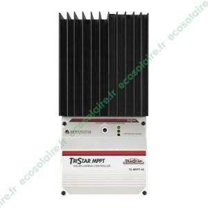 Régulateur de charge TRISTAR MPPT TS-MPPT-45