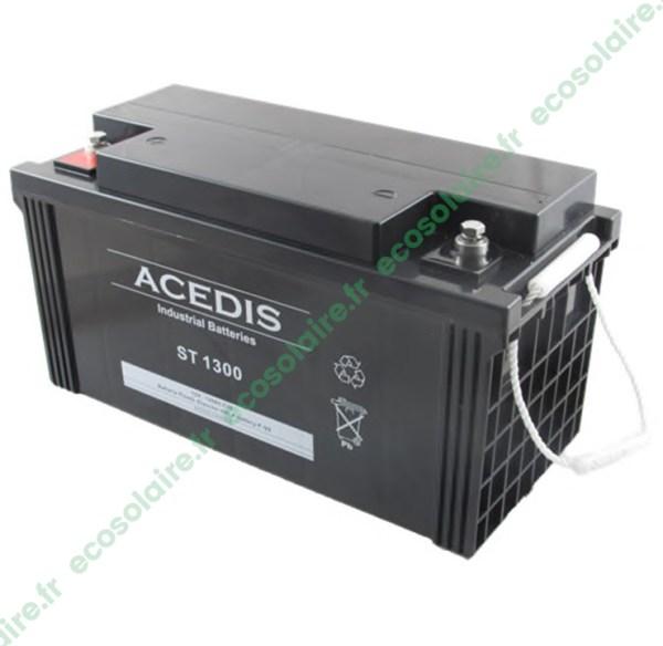 Batterie étanche AGM ST1300