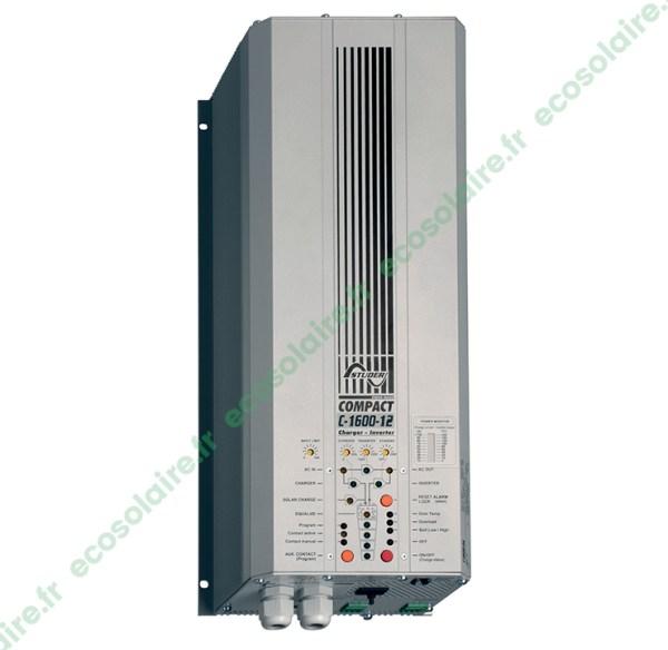 Onduleur chargeur COMPACT 1600-12