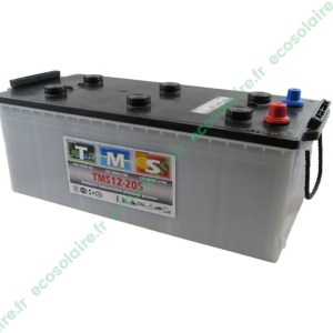 Batterie solaire TMS12-205