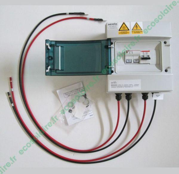 Coffret de protection batterie - 50A