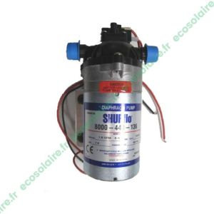 Pompe de surface SHURFLO 8000-443-136