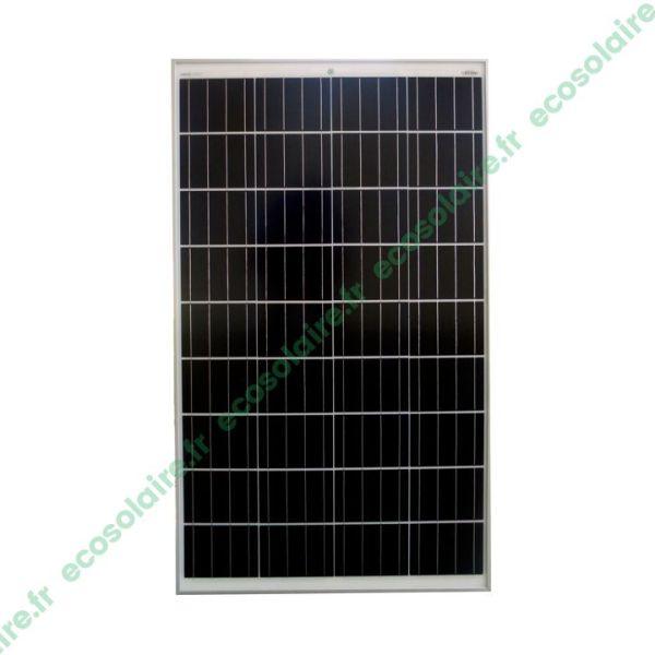 panneau solaire 110Wc