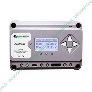 Régulateur de charge ECOPULSE EC-30M