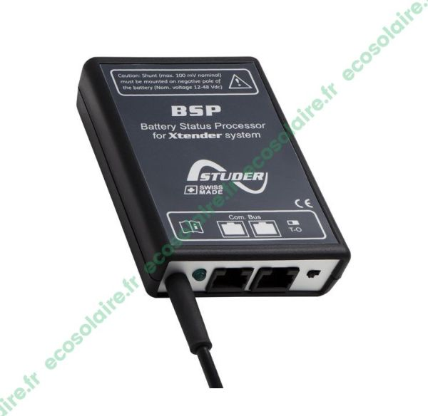 Moniteur de batterie BSP 500