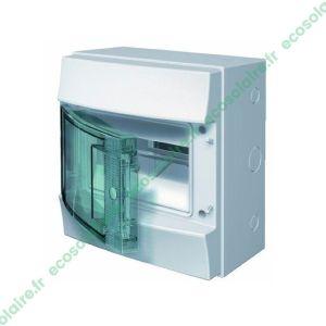 Coffret de pompe Marche/Arrêt par interrupteur à flotteur