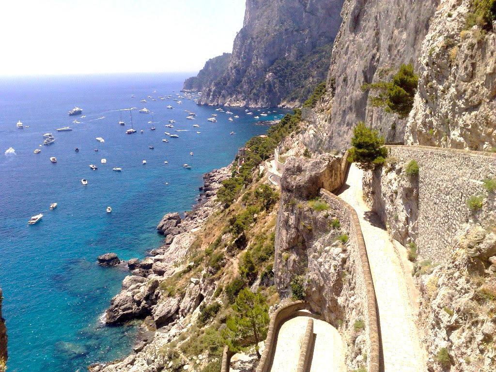 La via Krupp di Capri tra project financing e raccolta di