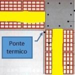 ventilazione meccanica controllata - ponte termico