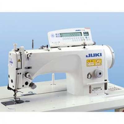Máquina de coser industrial doble arrastre juki dln-9010ass