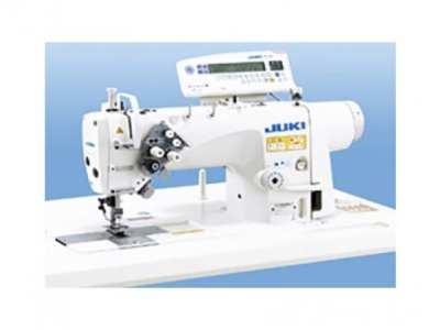 Máquina de dos agujas doble arrastre. Juki lh-3568 agf